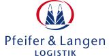 Pfeifer & Langen Logistik Logo